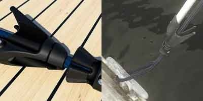 Wade Marine Pole Position Boat Hook