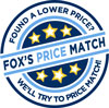 Fox's Price Match Promise