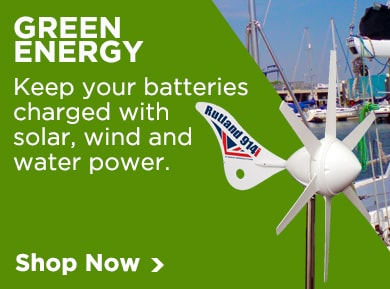 Green Energy For Boats and Caravans