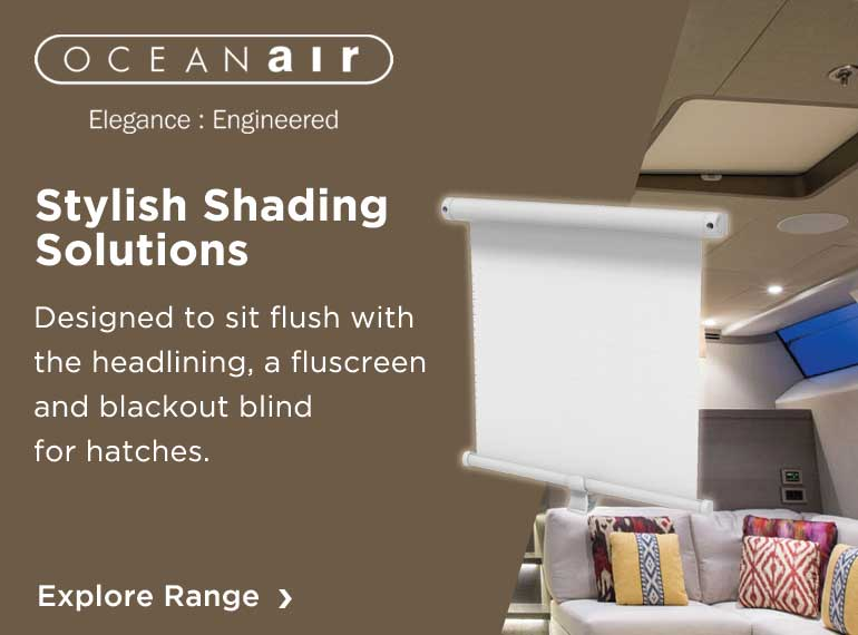 Ocean AIr Hatch COvers and Blinds
