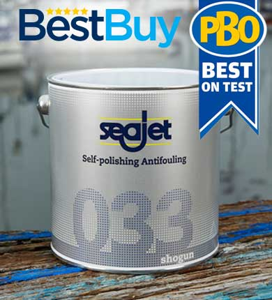 Seajet Best Buy Shogun Antifouling