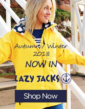 Lazy Jacks Autumn Winter Collection